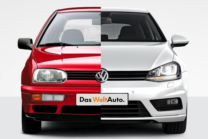 VW Eintausch